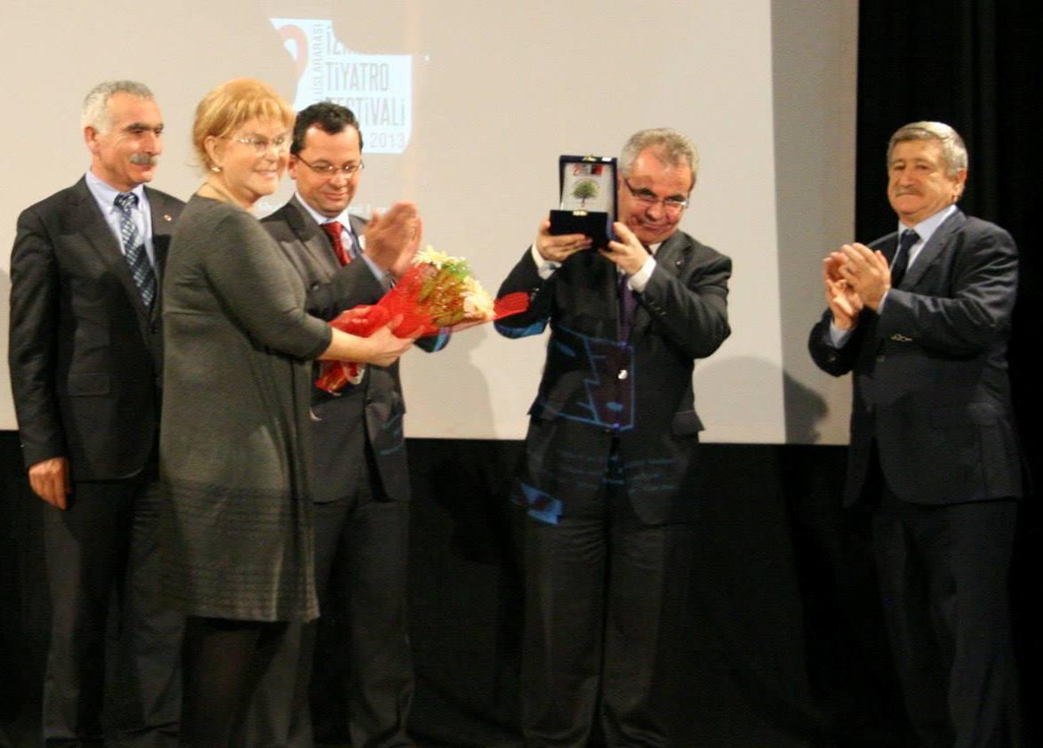 2.festival ödül töreni