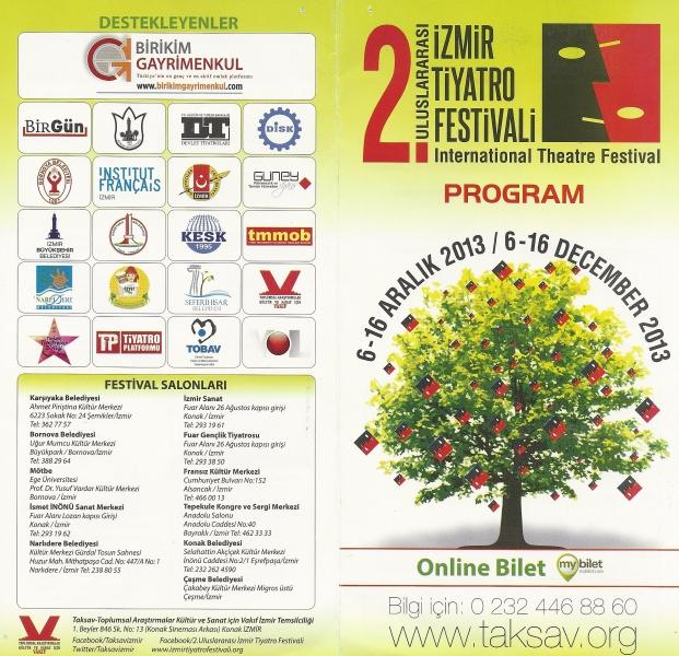 2. festival program