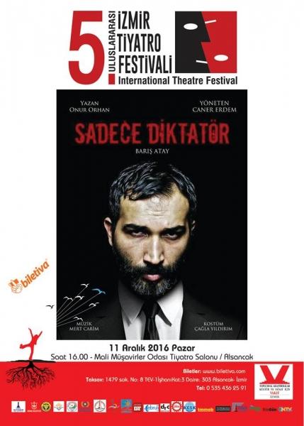 5. festival oyun afiş